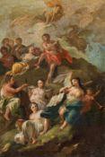 Circle of Daniel Gran Apollo and the Muses