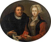 Künstler des 17./18. Jahrhunderts Wedding portrait