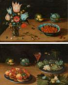 Circle of Jan van Kessel der Jüngere Still life (pendants)