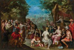 Jan Brueghel der Ältere und Hendrik van Balen