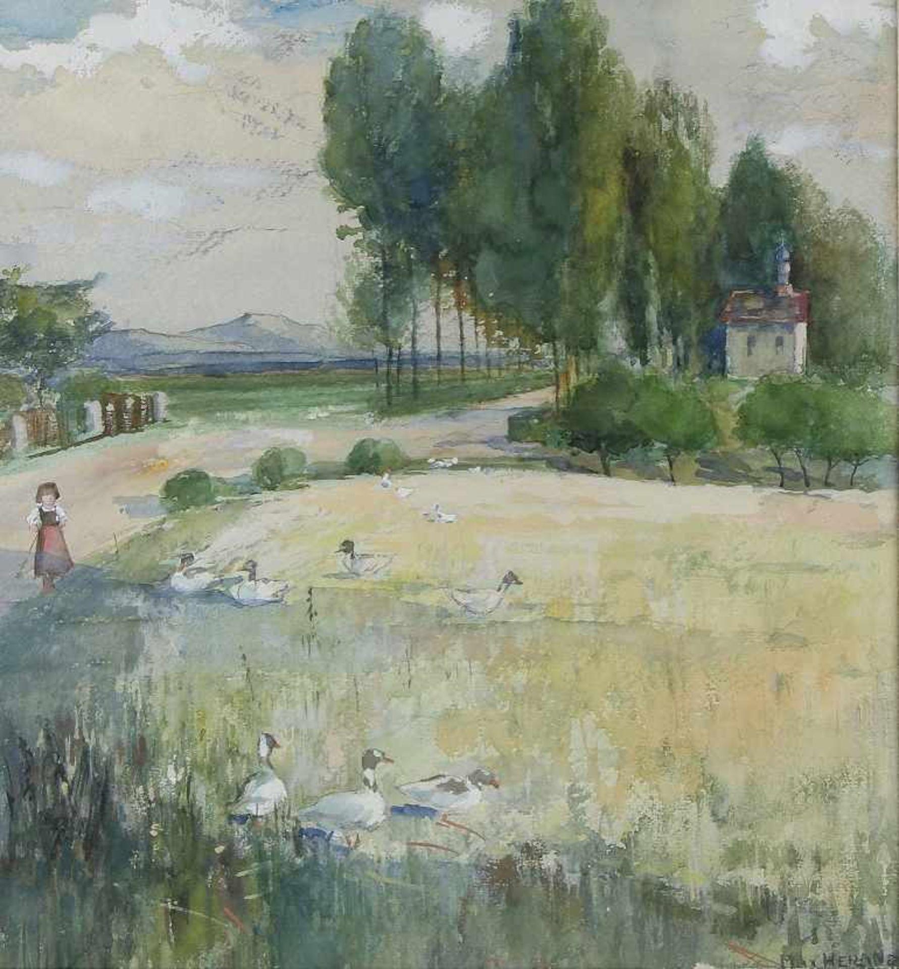Heiland, Bernhard Robert Max (Leipzig 1862 - 1915 Leipzig)