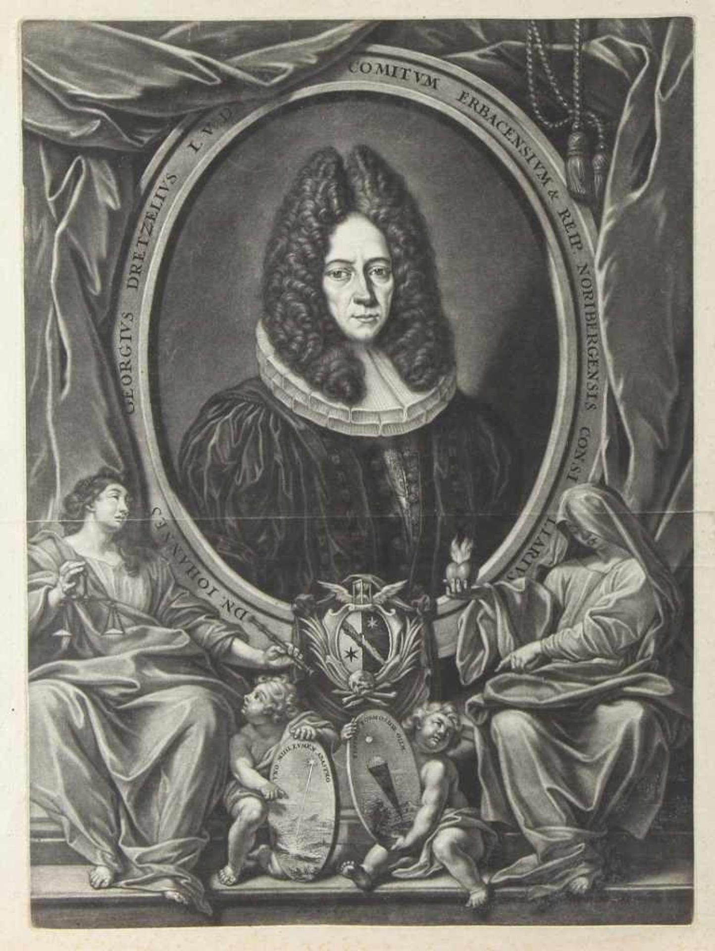 Bundle of our 18th Century Engraved Portraits - Bild 4 aus 4