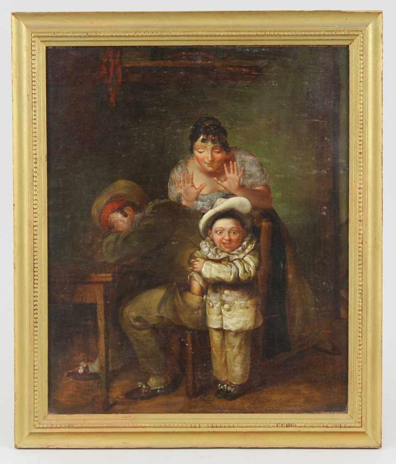 English 19th Century Painter