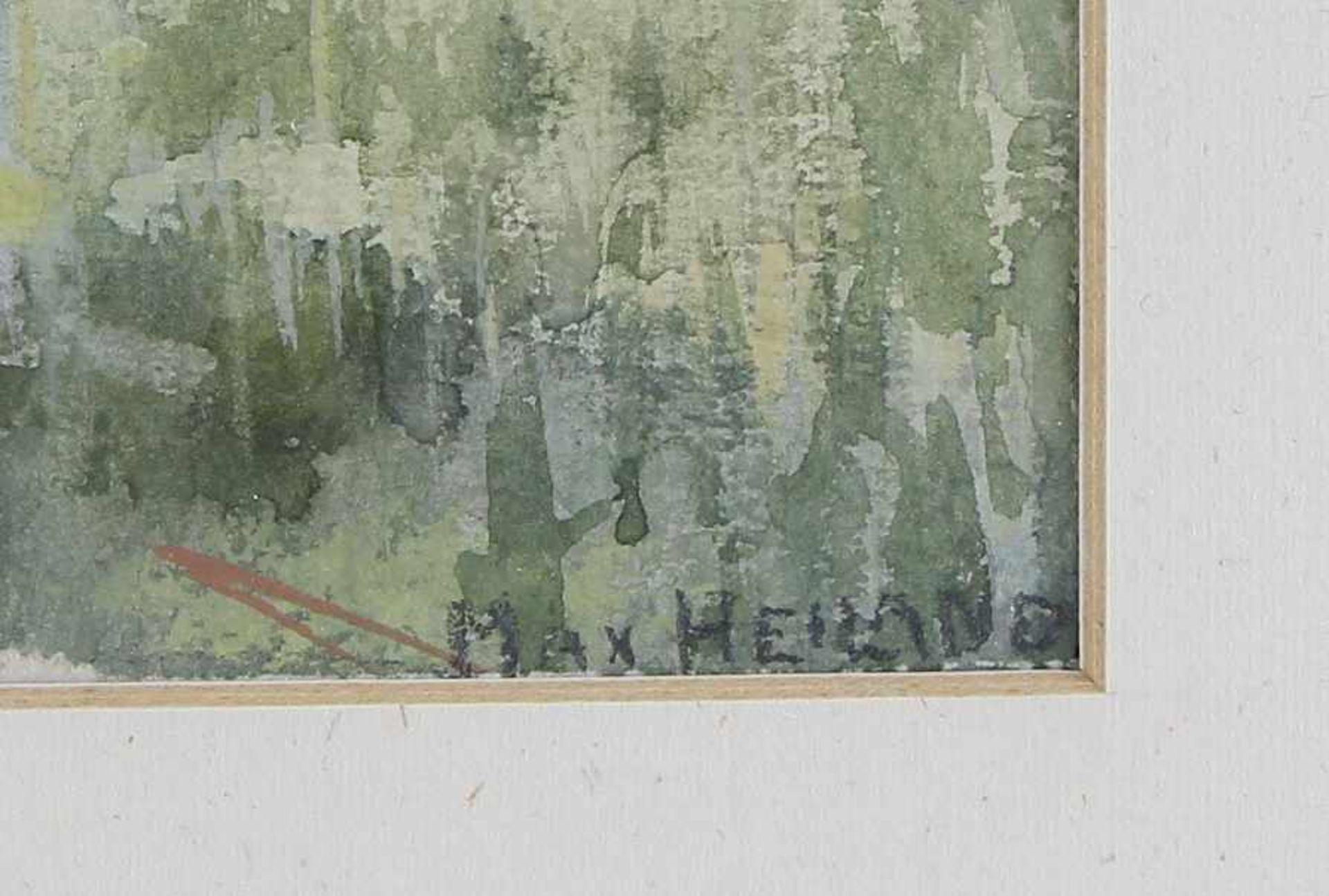 Heiland, Bernhard Robert Max (Leipzig 1862 - 1915 Leipzig) - Bild 2 aus 2
