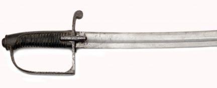 British 1788 Pattern Light Cavalry Sword Sabre