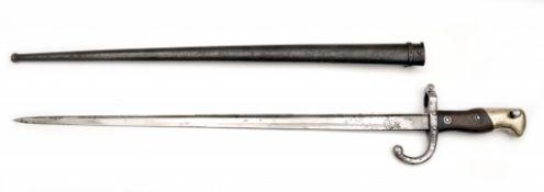Degenbajonett M 1874 GRAS