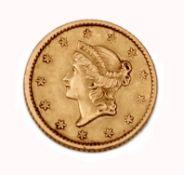 1 Dollar 1853 USA