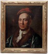 Porträt eines alten Mannes von Johannes Kupezky (Umkreis)