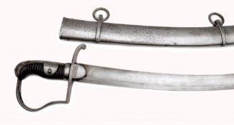 Blüchersäbel für leichte Kavallerie Modell 1811