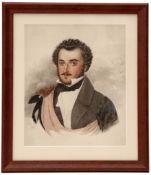 Porträt eines jungen Herren