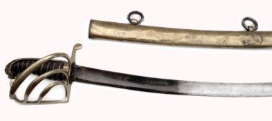 Säbel für Infanterie-Offiziere (sabre d´officier d´infanterie )