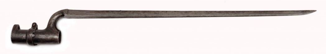 Bajonett für den Enfield-Gewehr Modell 1853