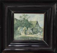 Holzrahmen, um 1900