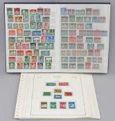 Briefmarken-Album BRD ab 1951