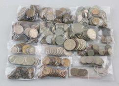 Konvolut Klein-Münzen Rußland