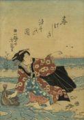 Japanese artist (19th century)