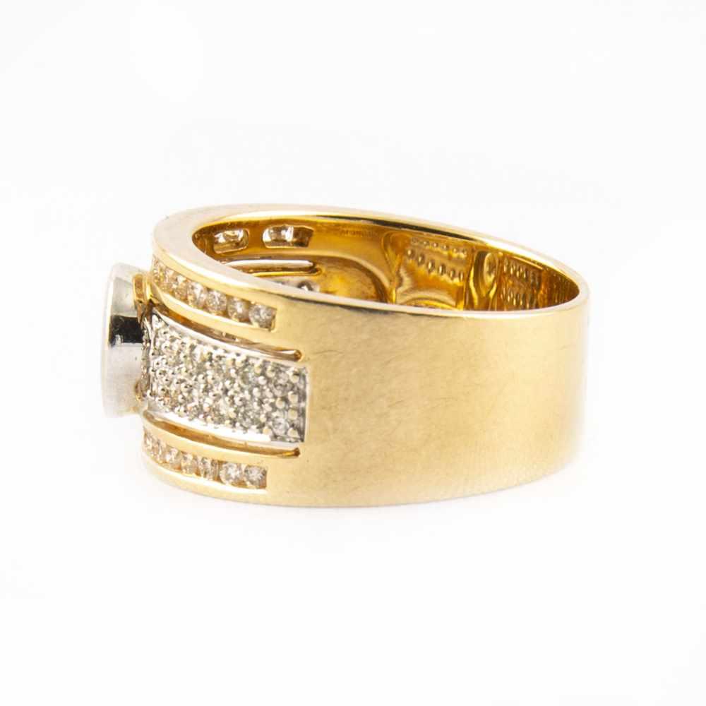 Lot 51 - Ladies ring
