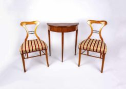 Set of small furniture