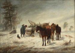Karl Wilhelm Hahn (1829 Ebersbach - 1887 Dresden)