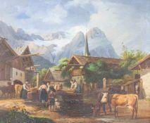 Peter von Hess (1792 Düsseldorf - 1871 München) (attrib.)