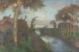 Otto Modersohn (1865 Soest - 1943 Rotenburg)