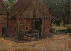 Wilhelm Lucas (1884 Driburg - 1918 Partenkirchen)