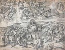 Nicolas Beatrizet (ca. 1515 Luneville - ca. 1565 Rom)