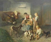 Adolf Eberle (1843 München - 1914 ebenda)