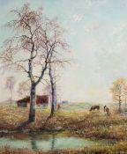 Otto Pippel (1878 Lodz - 1960 München)