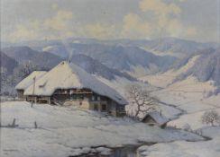 Karl Hauptmann (1880 Freiburg - 1947 Todtnau)