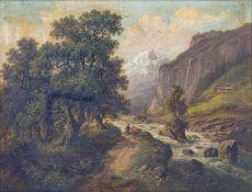 Jacob Alt (1789 Frankfurt am Main - 1872 Wien)