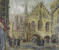 Friedrich Karl Walther (1905 Zeitz - 1981 Seeshaupt)