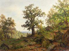 Carl von der Hellen (1843 Bremen - 1902 Düsseldorf)