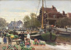 Heinrich Hermanns (1862 Düsseldorf - 1942 ebenda)