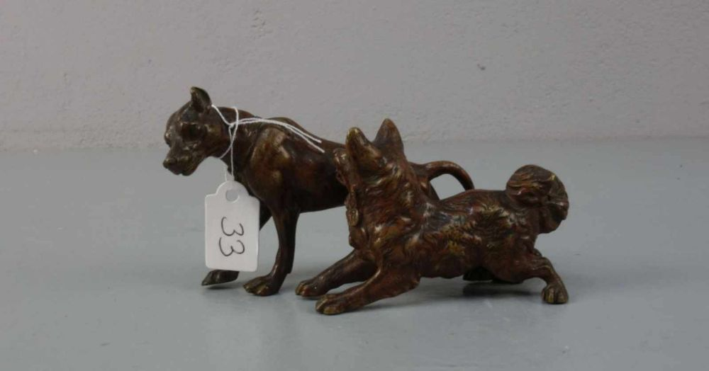 WIENER BRONZE / SKULPTUR / sculpture: