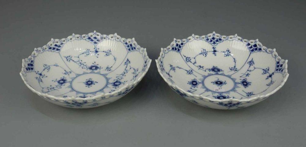 PAAR SCHALEN / two bowls,