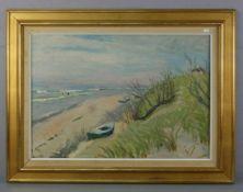 """BERNHARD-FREDERIKSEN, AAGE (Aarhus 1883-1963 Skagen, dänischer Maler), Gemälde / painting: """""""