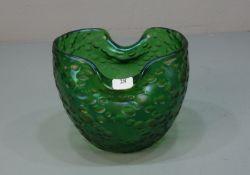 JUGENDSTIL VASE / SCHALE / art nouveau vase / bowl, Wilhelm Kralik Sohn, Eleonorenhain, um 1900,