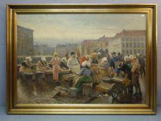 BJULF, SÖREN CHRISTIAN (auch H. A. Brink, Løgstør / Loegstoer 1890-1958 Kopenhagen), Gemälde /
