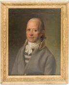 Biedermaier Herrenportrait, Deutschland, 19. Jh.
