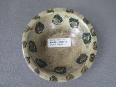 Antike Schale Humburg um 1860 Keramik 13cm Durchmesser