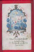 Deutsch, um 1800