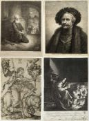Van de Velde II, Jan. Aldegrever, Heinrich. Schmidt, Georg Friedrich u.a.