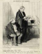 Daumier, Honoré.