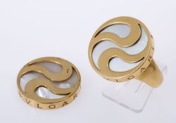 "Bulgari-Ring ""Spinning Ying Yang"""