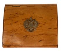 Zigarettenspitze, Silber, ca. 24 g, filigran gearbeitet, sign. Kavkas, L. 10 cm