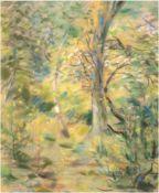"""Malskat, Lothar (1912 Königsberg-1988 Lübeck) """"Baum im Wald"""", Mischtechnik, signiert und datiert '"""