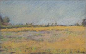 "Dross, Liselotte (1887 Sorau-1996 Payrac/Frankreich) ""Ahrenshooper Sommerlandschaft mit"