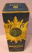 Cognac, Martell, Medaillon, Fine Champagne, im Karton, 50er Jahre