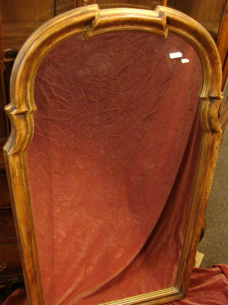 Spiegel, Holz, ca. 132 x 75 cm, neuzeitlich